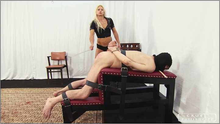 Lady Zita In Scene: The Cruel Zita series Part 1 - CRUEL PUNISHMENTS - SEVERE FEMDOM - SD/406p/MP4