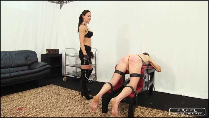 Lady Anette In Scene: Don't anger Anette Part 1 - CRUEL PUNISHMENTS - SEVERE FEMDOM - SD/406p/MP4