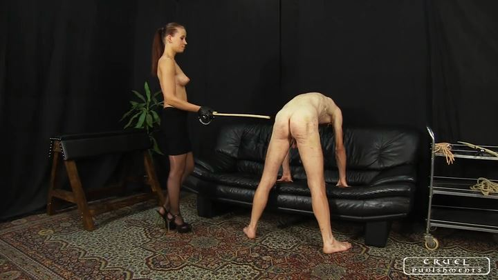 Lady Anette In Scene: Anette's extreme torment Part 1 - CRUEL PUNISHMENTS - SEVERE FEMDOM - SD/406p/MP4