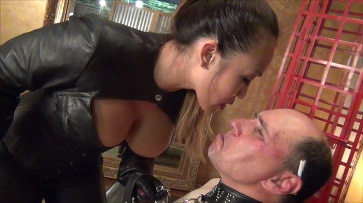 Mistress Kai In Scene: Beg for Kai's Filth - CYBILL TROY'S DTLA DOMINAS / CYBILLTROY - SD/404p/MP4