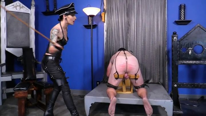 Hooked, Humbled, & Caned - CYBILL TROY'S DTLA DOMINAS / CYBILLTROY - SD/406p/MP4