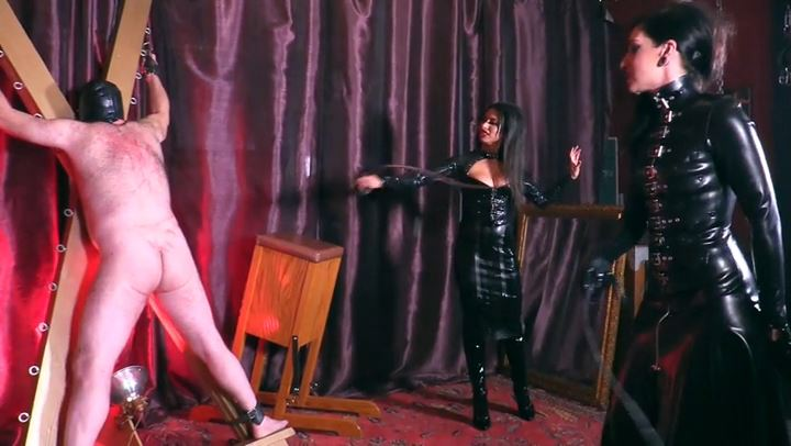 Mistress Cybill Troy In Scene: Whipped to Hell - CYBILL TROY'S DTLA DOMINAS / CYBILLTROY - SD/406p/MP4