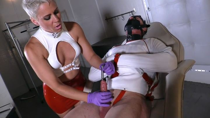Domina Helena In Scene: Making A Better Man - CYBILL TROY'S DTLA DOMINAS / CYBILLTROY - SD/406p/MP4