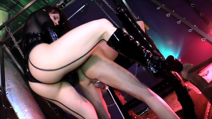 Andrea Untamed In Scene: Andrea's Strap-On Slut - CYBILL TROY'S DTLA DOMINAS / CYBILLTROY - SD/406p/MP4