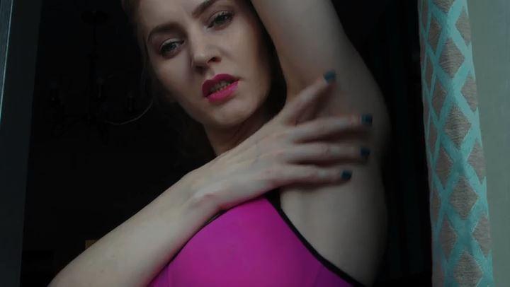 Goddess Celine In Scene: BRO HUMILIATION:HAIRY PITS & SWEATY ASS - DANGEROUS TEMPTATION - SD/406p/MP4