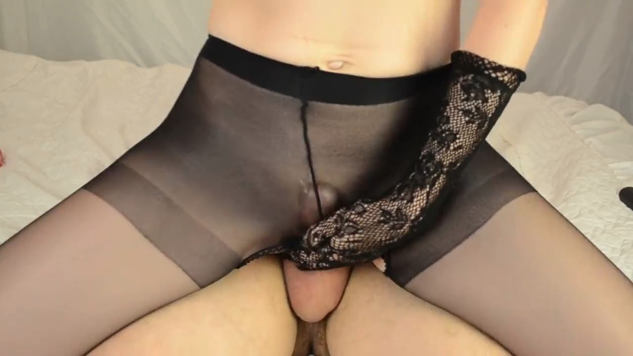 PUSSYJOB IN PANTYHOSE - DIRTY LADY - HD/720p/MP4