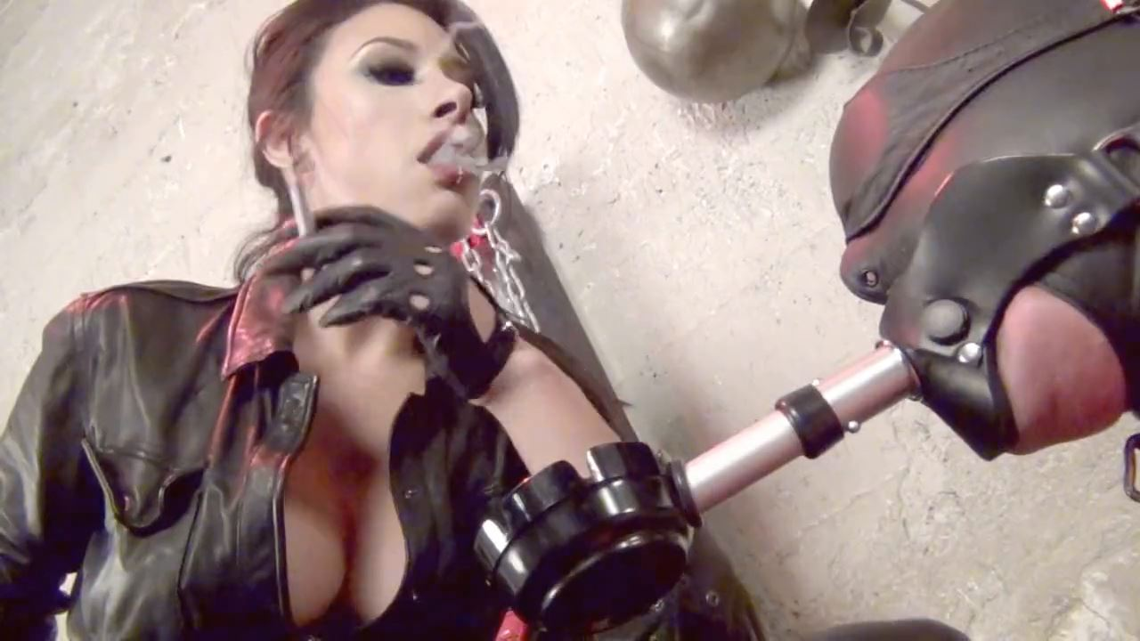 Goddess Tangen In Scene: MY DIVINE SMOKE WILL BRING YOUR SUBMISSION! - DOMNATION - HD/720p/MP4