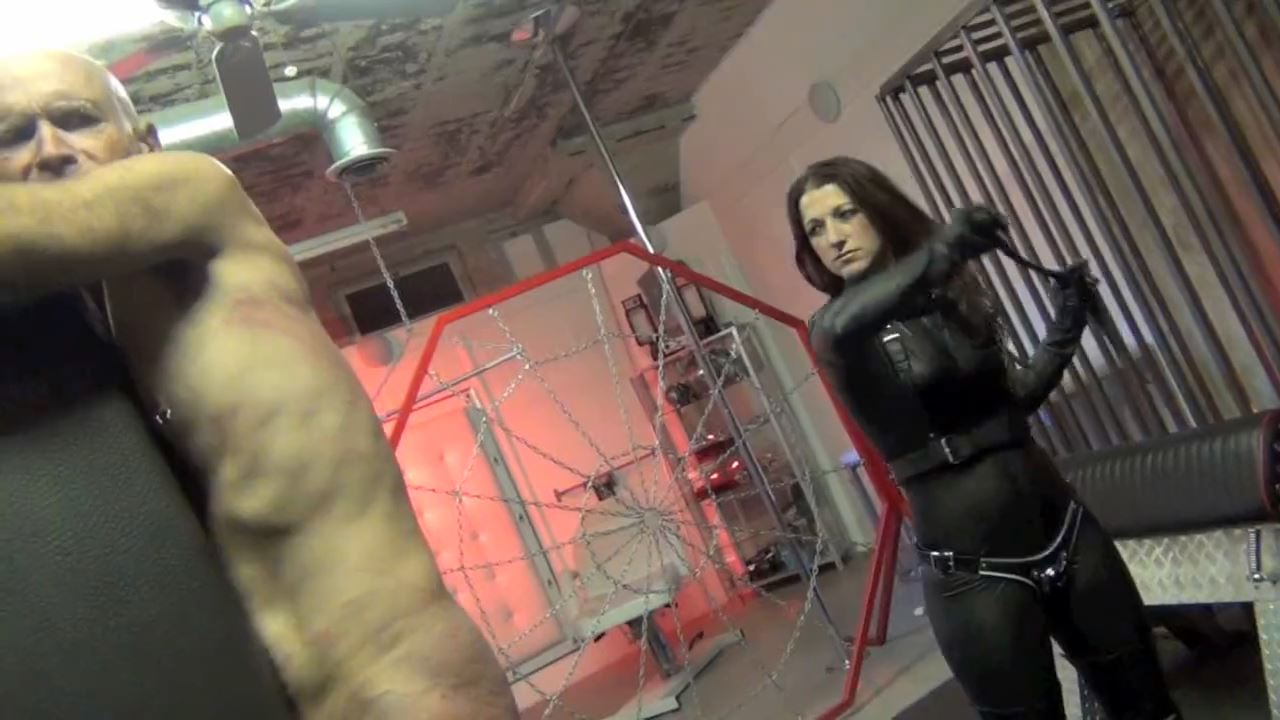 CRUEL AND SADISTIC WHIPPINGS #2 - DOMNATION - HD/720p/MP4