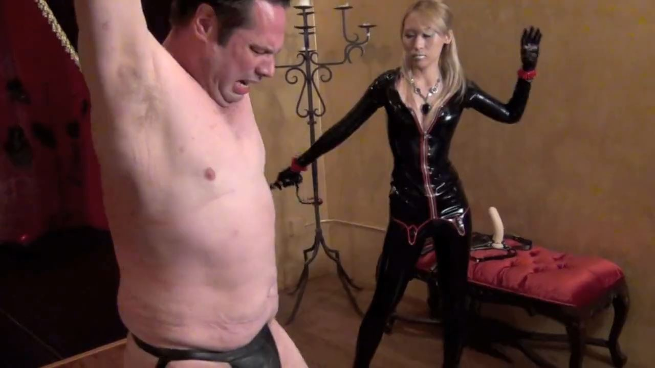 CRUEL AND SADISTIC WHIPPINGS #1 - DOMNATION - HD/720p/MP4