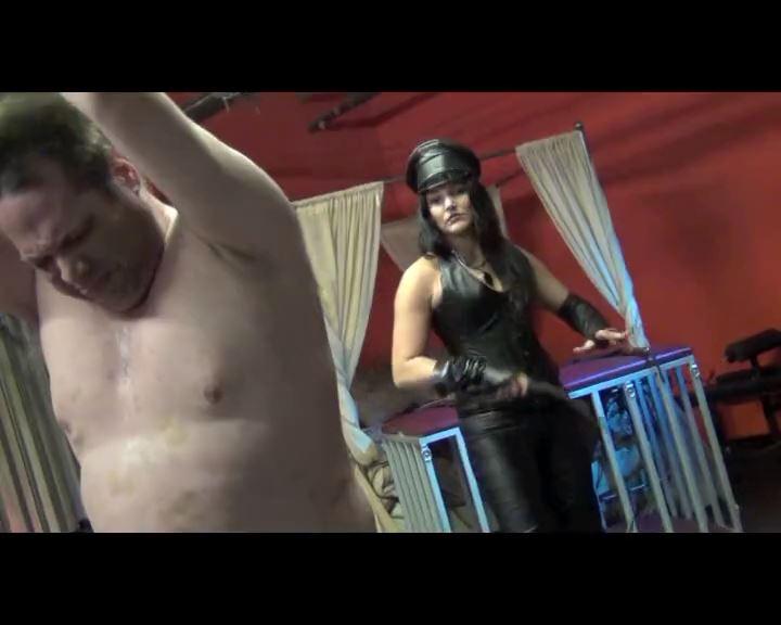 Mistress Michelle Lacy In Scene: THE SHREDDER FULL VERSION - DOMNATION - SD/576p/MP4