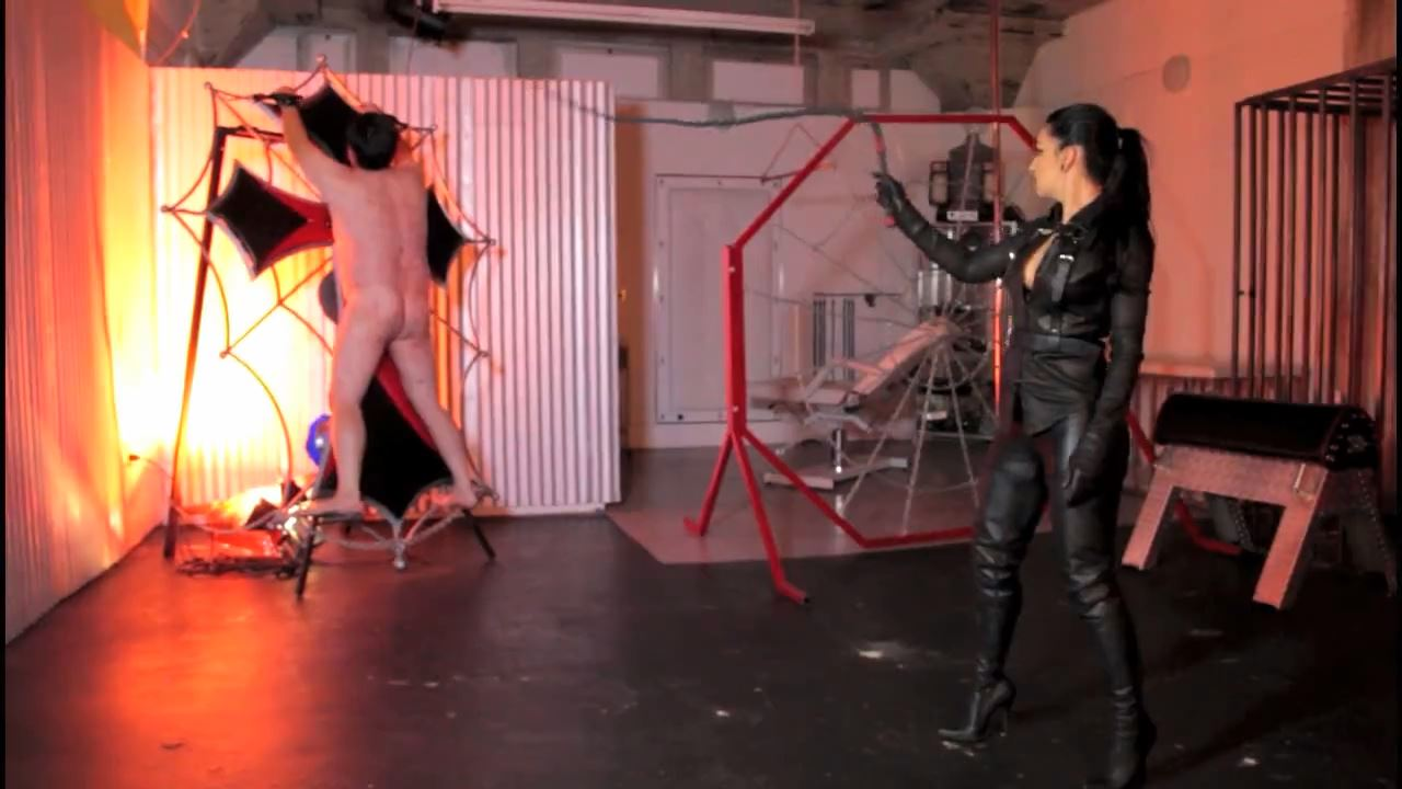 Mistress Cybill Troy In Scene: WHIPPED UNTIL BROKEN, THEN BEG FOR MORE PART 2 - DOMNATION - HD/720p/MP4