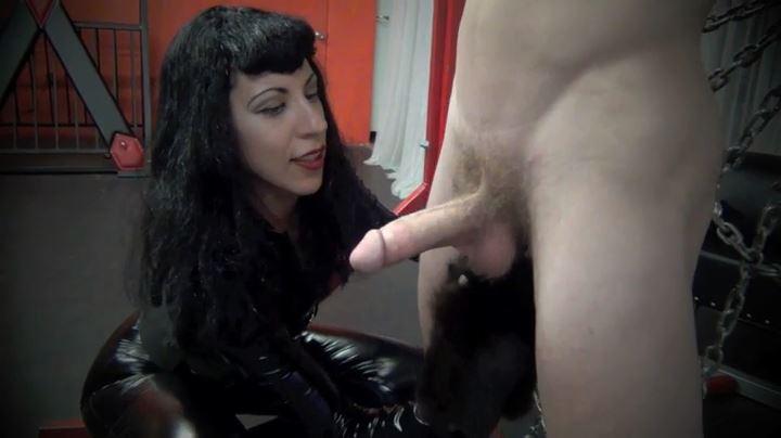 Kinky Gaga In Scene: SEXUAL TORTURE - DOMNATION - SD/404p/MP4