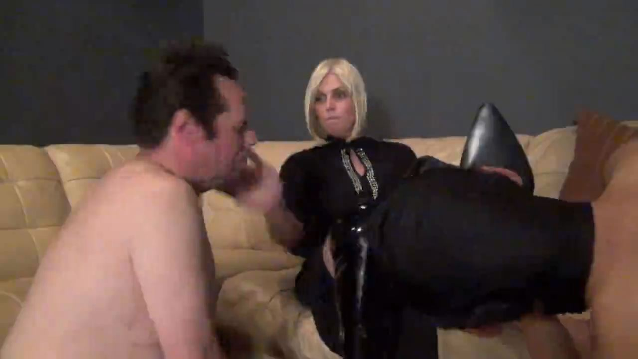 Lady Towers In Scene: THE CRUEL COLOSSUS OF DOMINATION - DOMNATION - HD/720p/MP4
