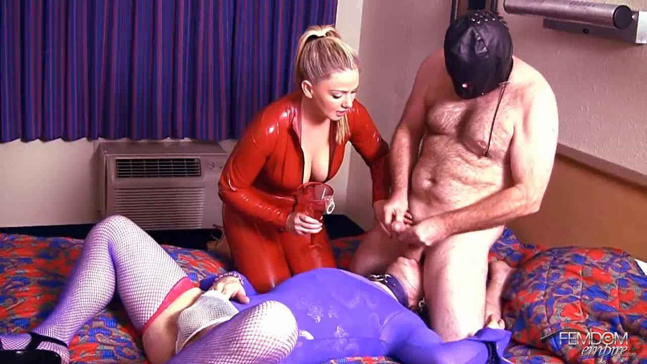 Lexi Sindel In Scene: Sleazy Motel Sex - FEMDOMEMPIRE - HD/720p/MP4