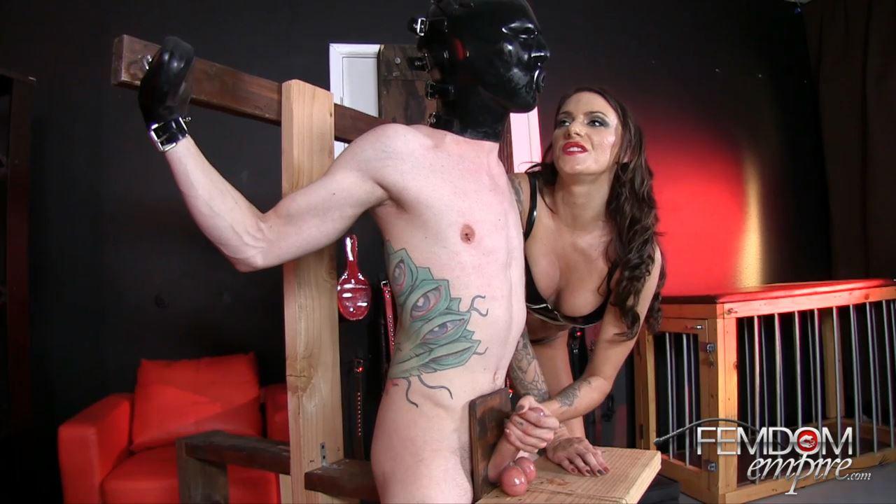 Juelz Ventura In Scene: Rubber Cum Doll - FEMDOMEMPIRE - HD/720p/MP4