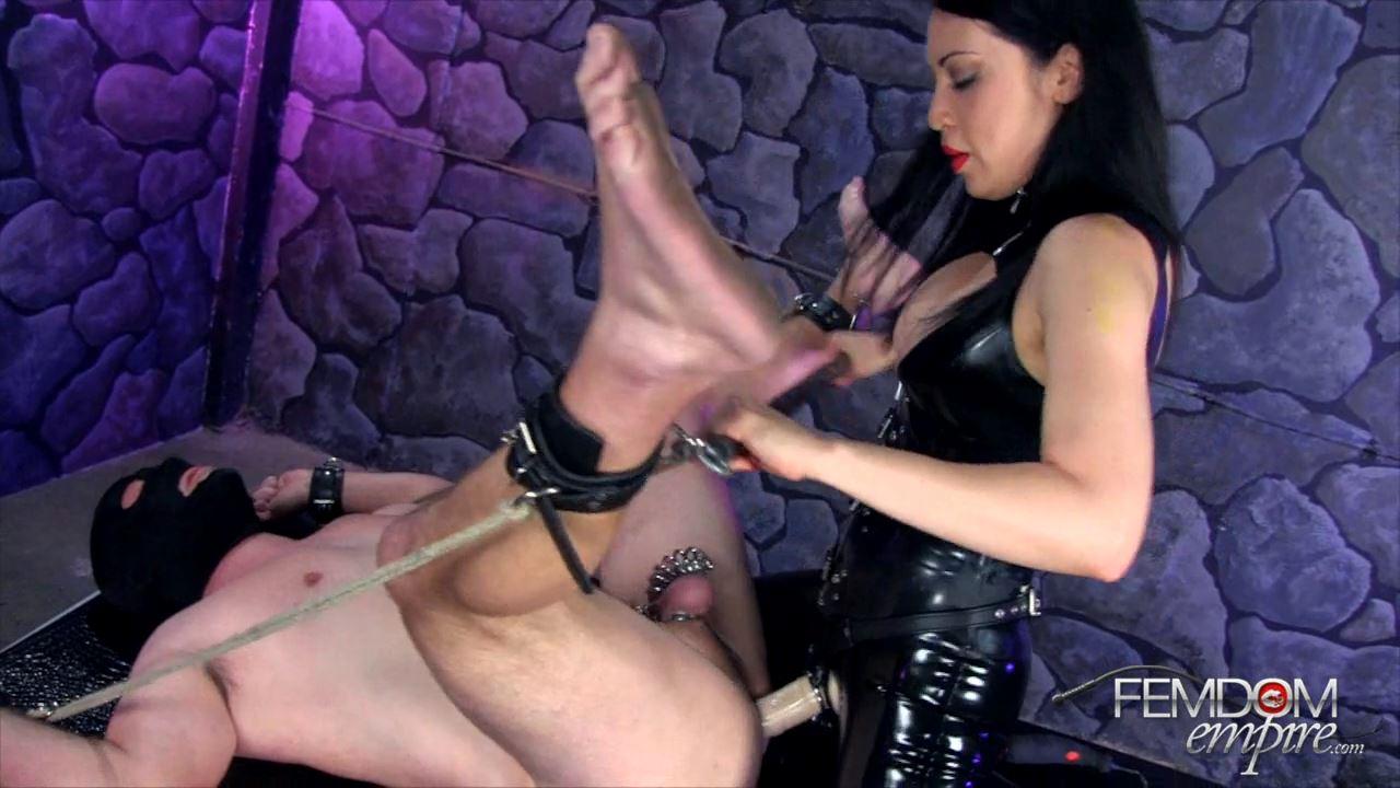 Lydia Supremacy In Scene: Fuck Puppet - FEMDOMEMPIRE - HD/720p/MP4
