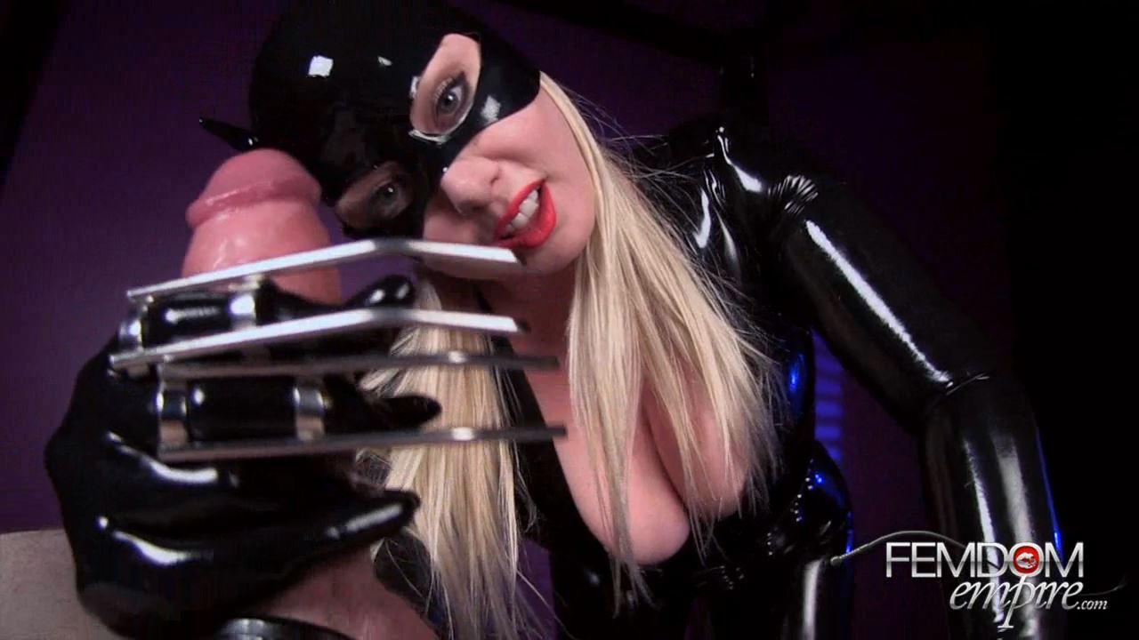 Lexi Sindel In Scene: Catwoman Cum Extraction - FEMDOMEMPIRE - HD/720p/MP4