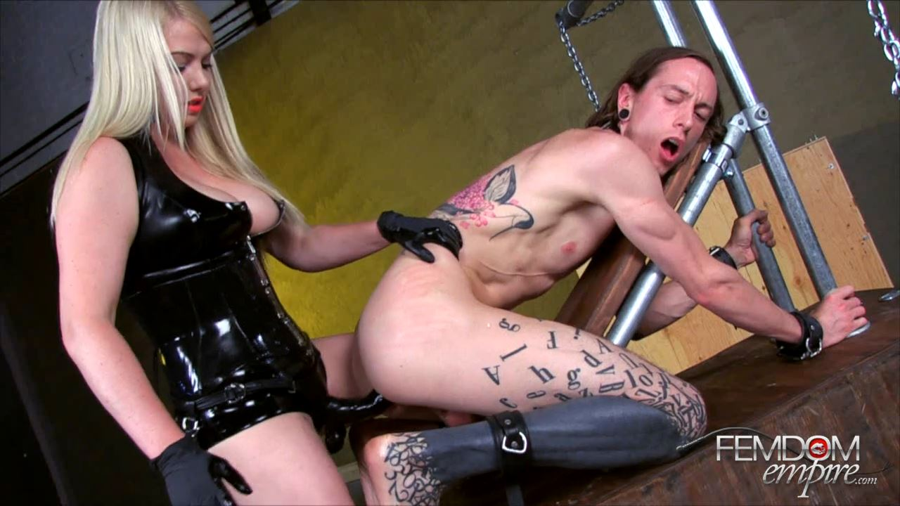 Lexi Sindel In Scene: Deep Penetration - FEMDOMEMPIRE - HD/720p/MP4