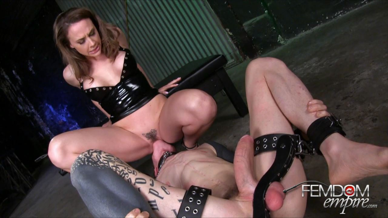 Chanel Preston In Scene: Trained to Please a Woman - FEMDOMEMPIRE - HD/720p/MP4