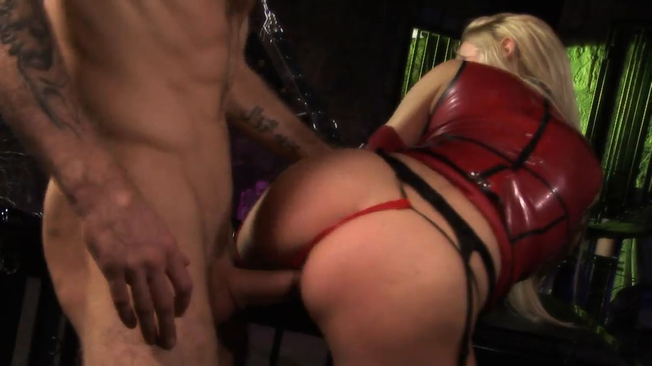 Stay still while Mistress uses you - FEMDOMLOFT - HD/720p/MP4