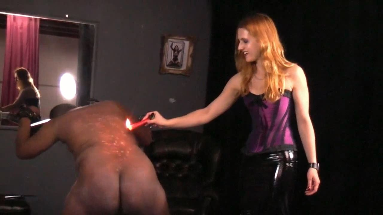 Lady Medusa In Scene: Cruel Wax - GERMAN DOMINAS / GERMANY FEMDOM - HD/720p/MP4