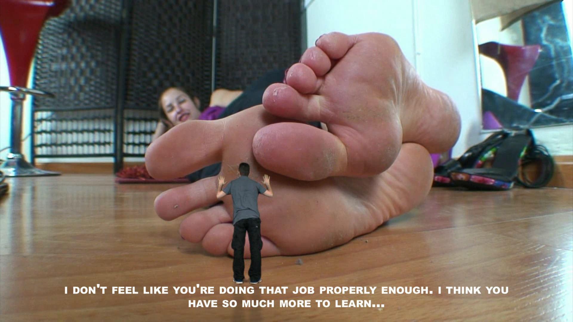 Ebony Lesbians Foot Worship