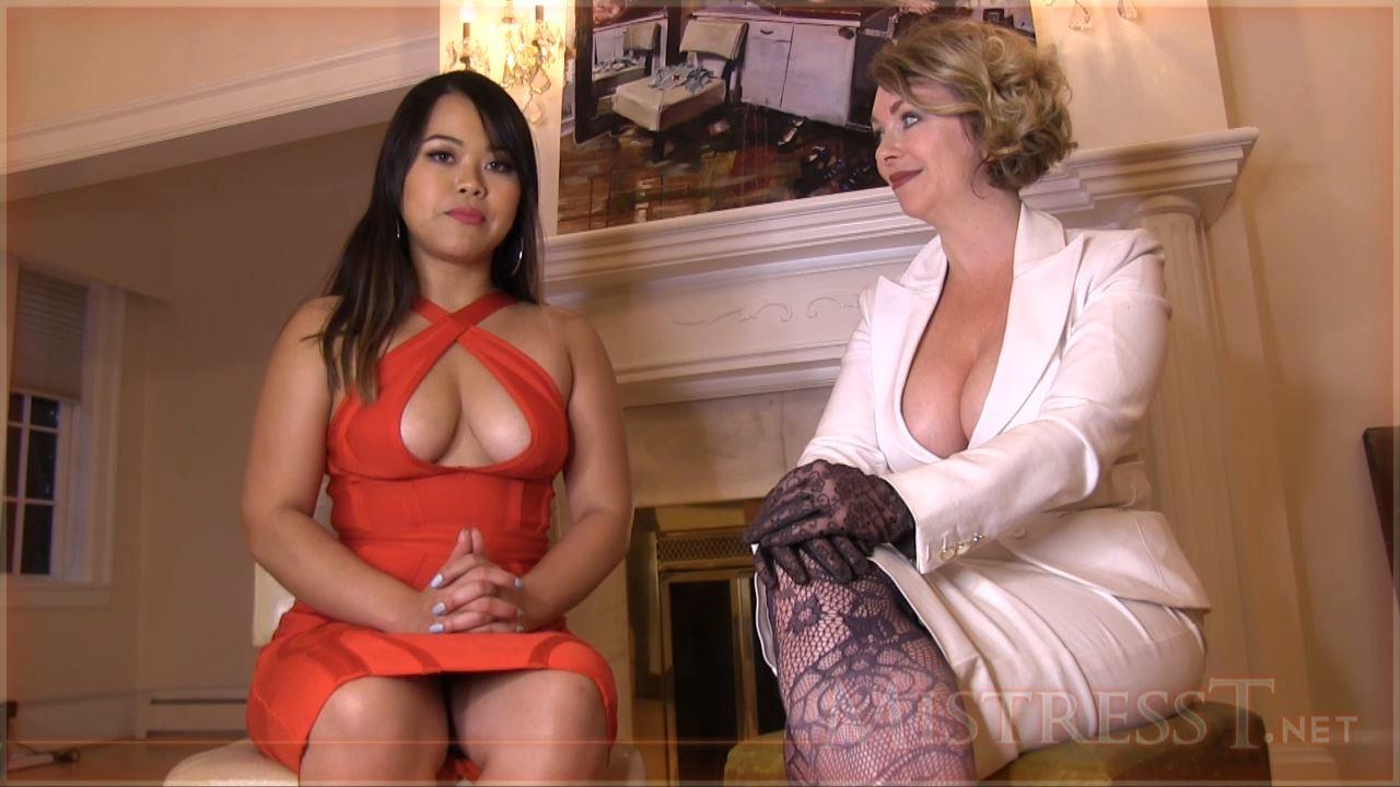 Mistress T In Scene: Therapist Recommends Cuck Cock Sucking - MISTRESST - HD/720p/MP4