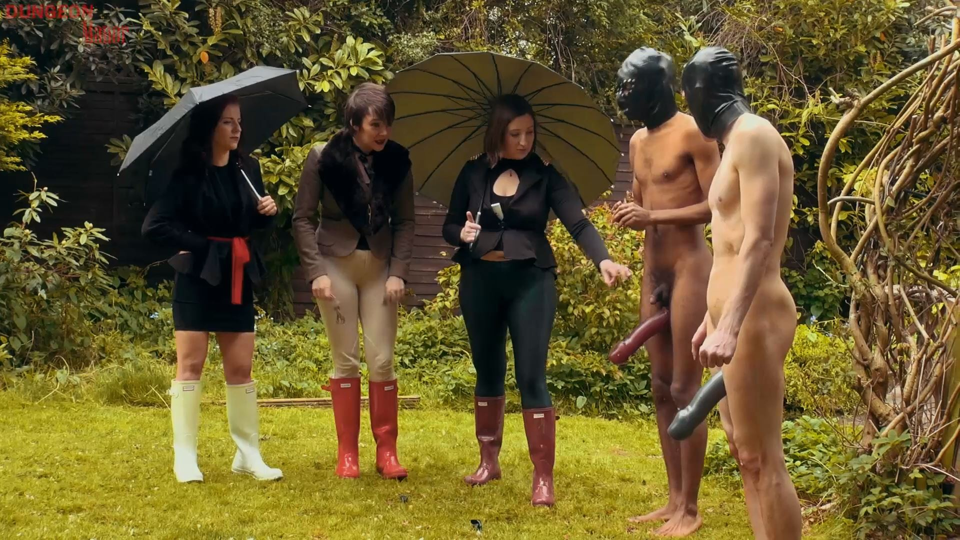 A dungeon Manor Production 389 - MISTRESS EVILYNE - FULL HD/1080p/MP4