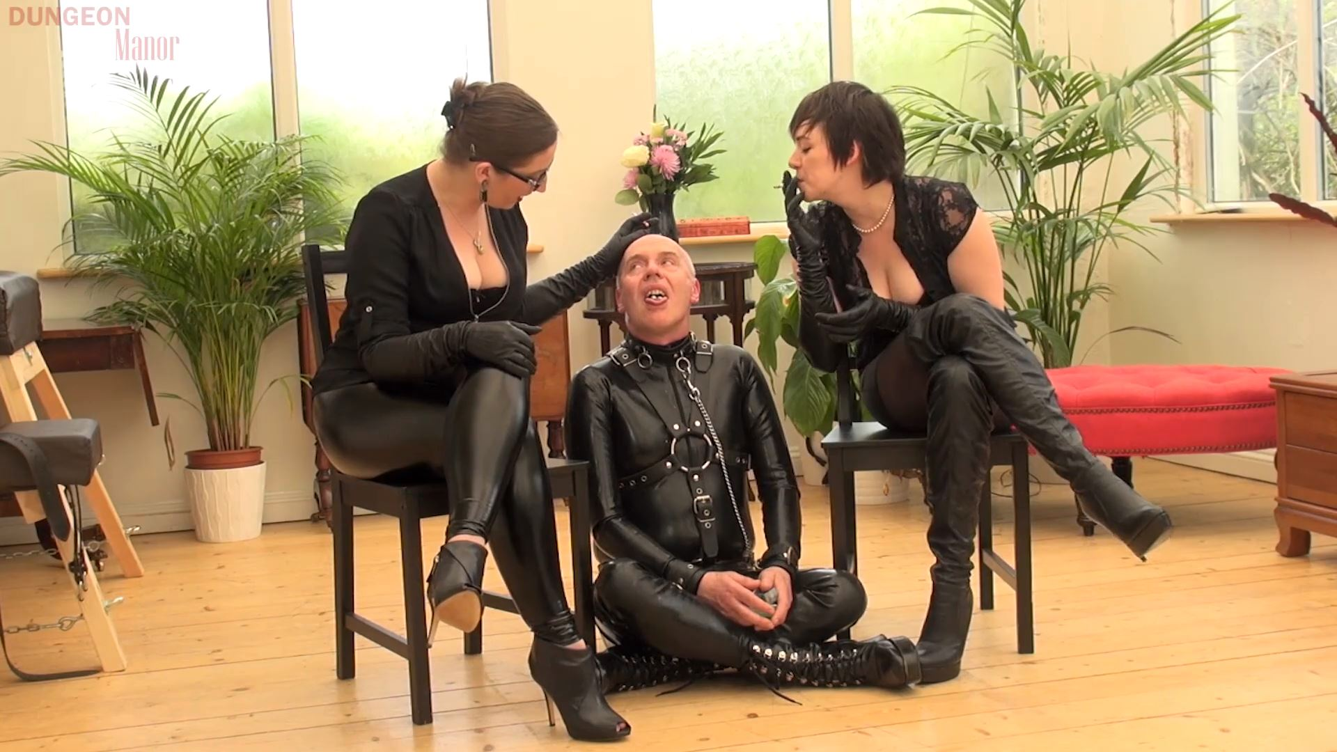 A dungeon Manor Production 391 - MISTRESS EVILYNE - FULL HD/1080p/MP4