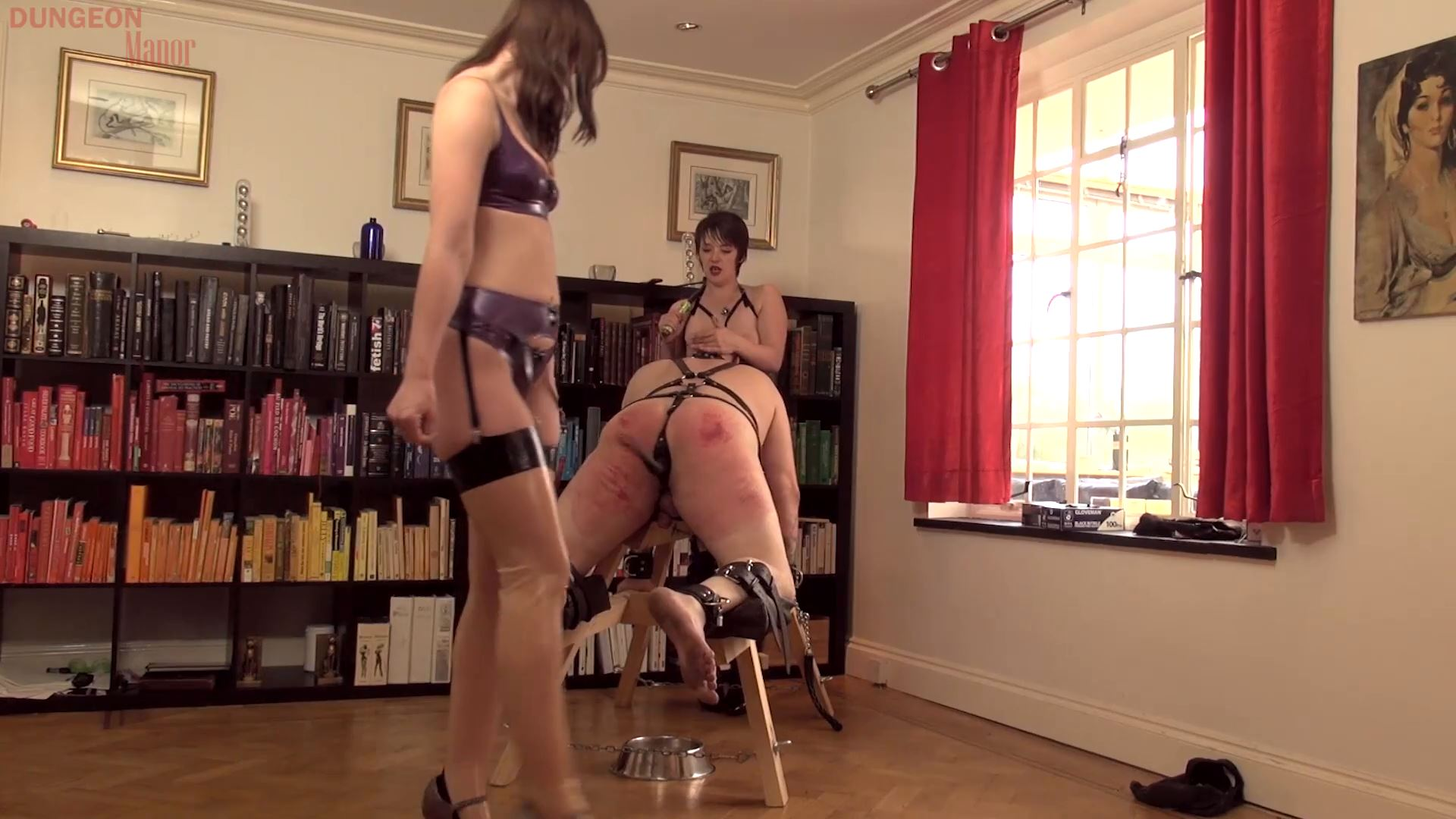 A dungeon Manor Production 397 - MISTRESS EVILYNE - FULL HD/1080p/MP4