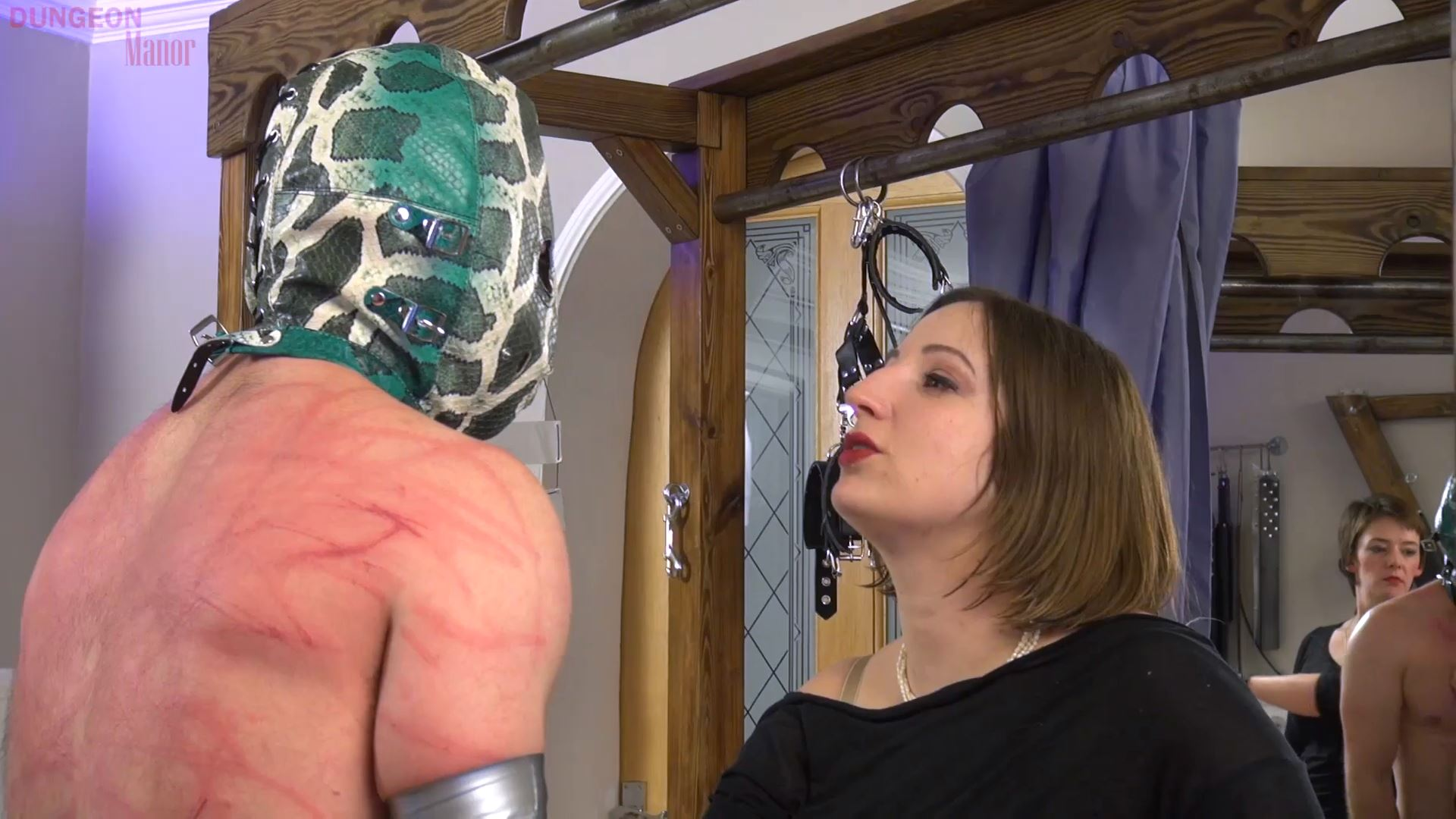 A dungeon Manor Production 431 - MISTRESS EVILYNE - FULL HD/1080p/MP4
