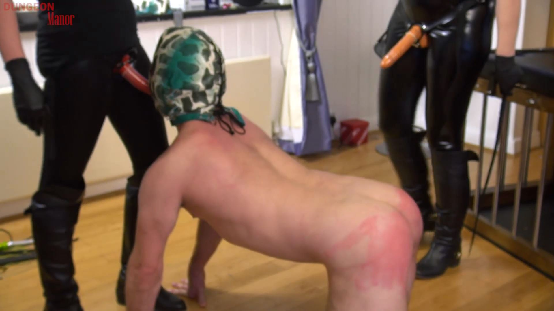 A dungeon Manor Production 433 - MISTRESS EVILYNE - FULL HD/1080p/MP4