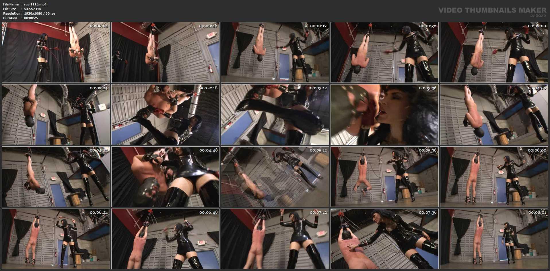 Simone Kross In Scene: Simone Loves the Whip - CLUBDOM / RUTHLESSVIXEN - FULL HD/1080p/MP4