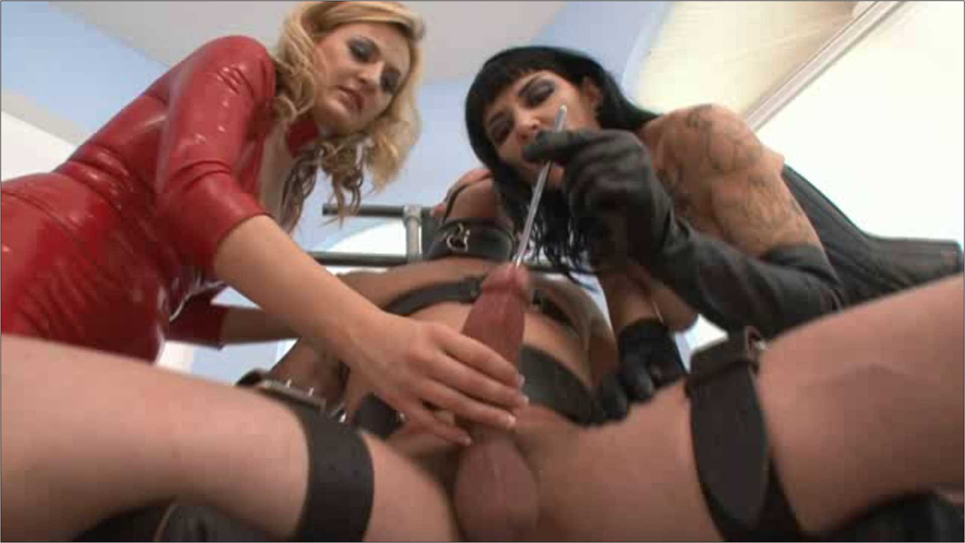 Natalia Starr, Simone Kross In Scene: Cock Fucked and Fed Hardcore - CLUBDOM / RUTHLESSVIXEN - FULL HD/1080p/MP4