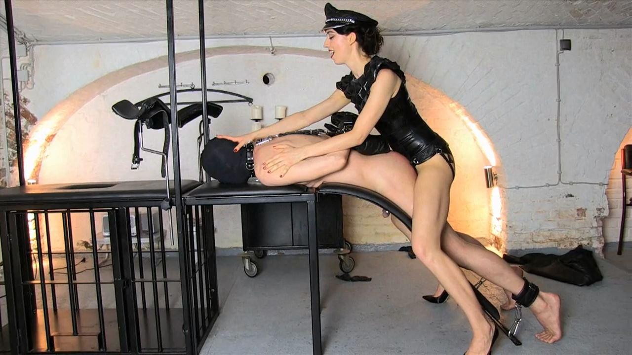 Lady Mephista In Scene: Assfuck Punishment - SADO-LADIES - HD/720p/MP4