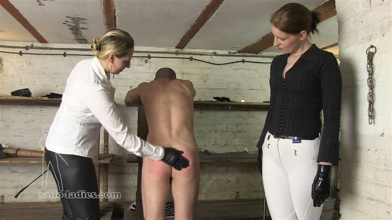 Lady Faye, Mistress Cloe In Scene: We Break You - SADO-LADIES - HD/720p/MP4