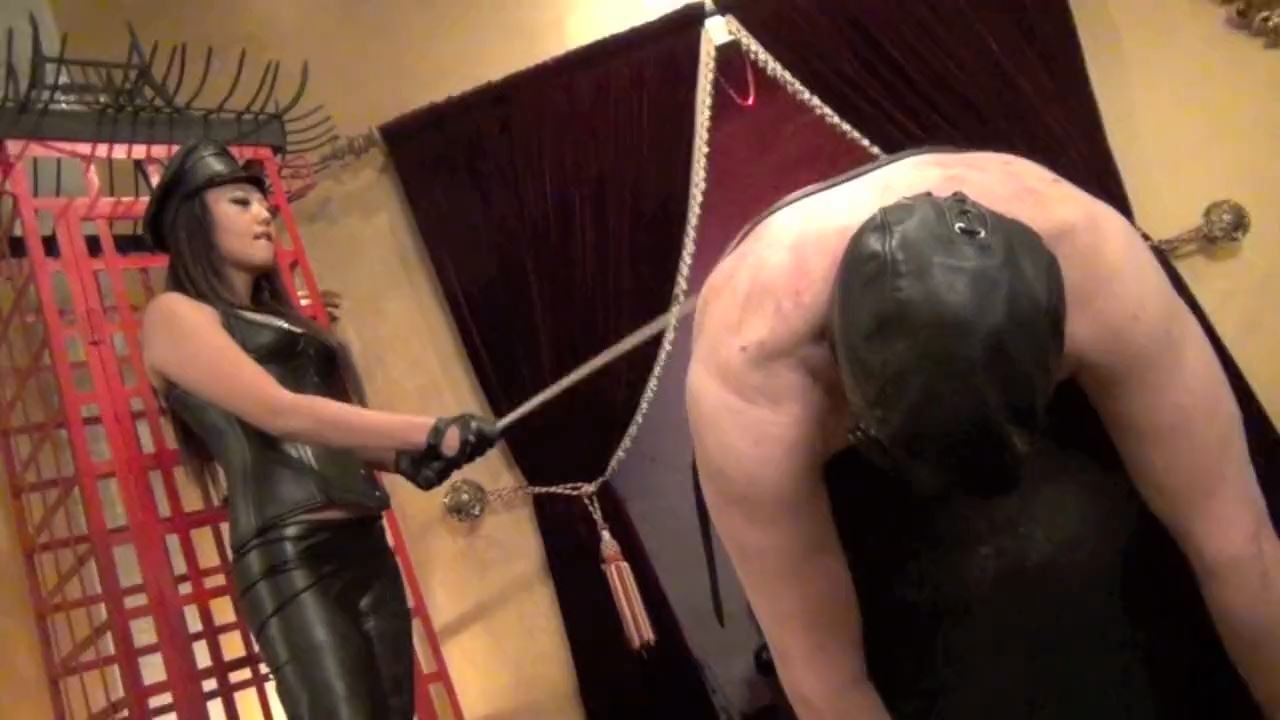 Queen Miko Dai In Scene: LEATHER CLAD PERFECTION PART 2 - ASIAN CRUELTY - HD/720p/MP4