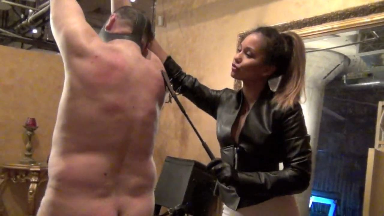 Goddess Lana In Scene: A SEVERE CROPPING, EQUESTRIAN STYLE PART 2 - ASIAN CRUELTY - HD/720p/MP4