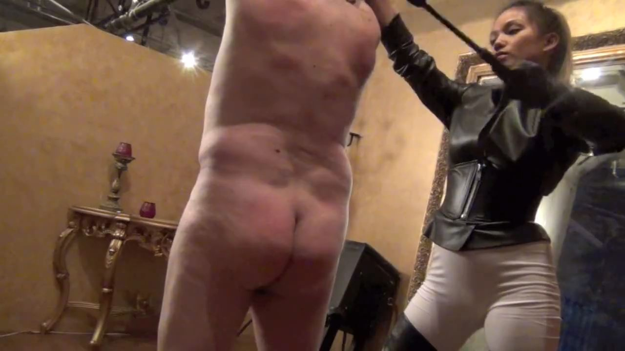 Goddess Lana In Scene: A SEVERE CANING, EQUESTRIAN STYLE - ASIAN CRUELTY - HD/720p/MP4