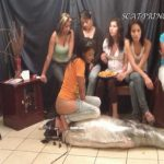 The Feeding and Filling of a Toilet Slave Part 2 SD Britany – DOM-PRINCESS – SD/432p/WMV