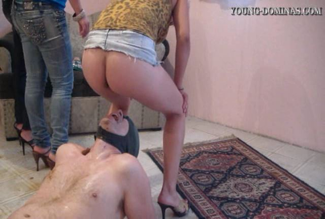 Human_Toilet_for_ThreeSubt - DOM-PRINCESS - SD/432p/WMV
