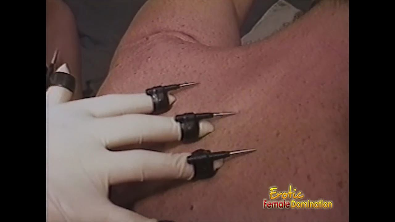 Pantyhose Loving Slave Punished Very Roughly - EROTIC FEMALE DOMINATION - HD/720p/MP4