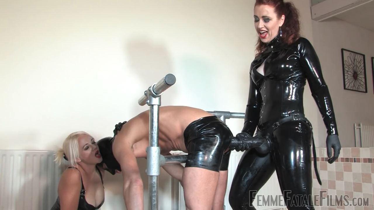 Divine Mistress Heather, Mistress Lady Renee In Scene: Anal Violation - FEMME FATALE FILMS - HD/720p/MP4
