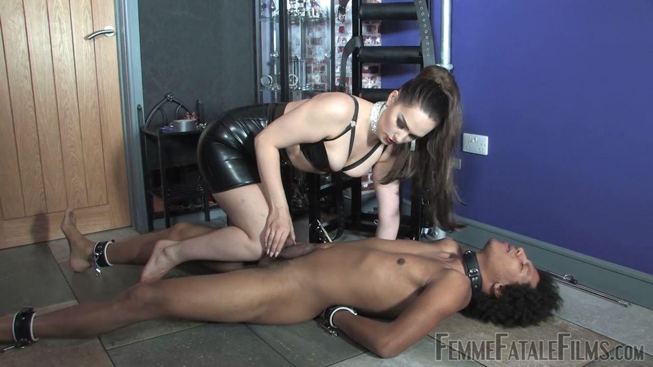 Mistress Serena In Scene: Bondage Busting - FEMME FATALE FILMS - HD/720p/MP4