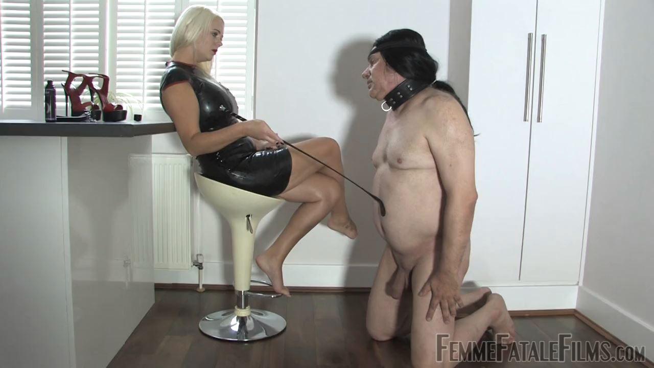 Divine Mistress Heather In Scene: The Shining - FEMME FATALE FILMS - HD/720p/MP4