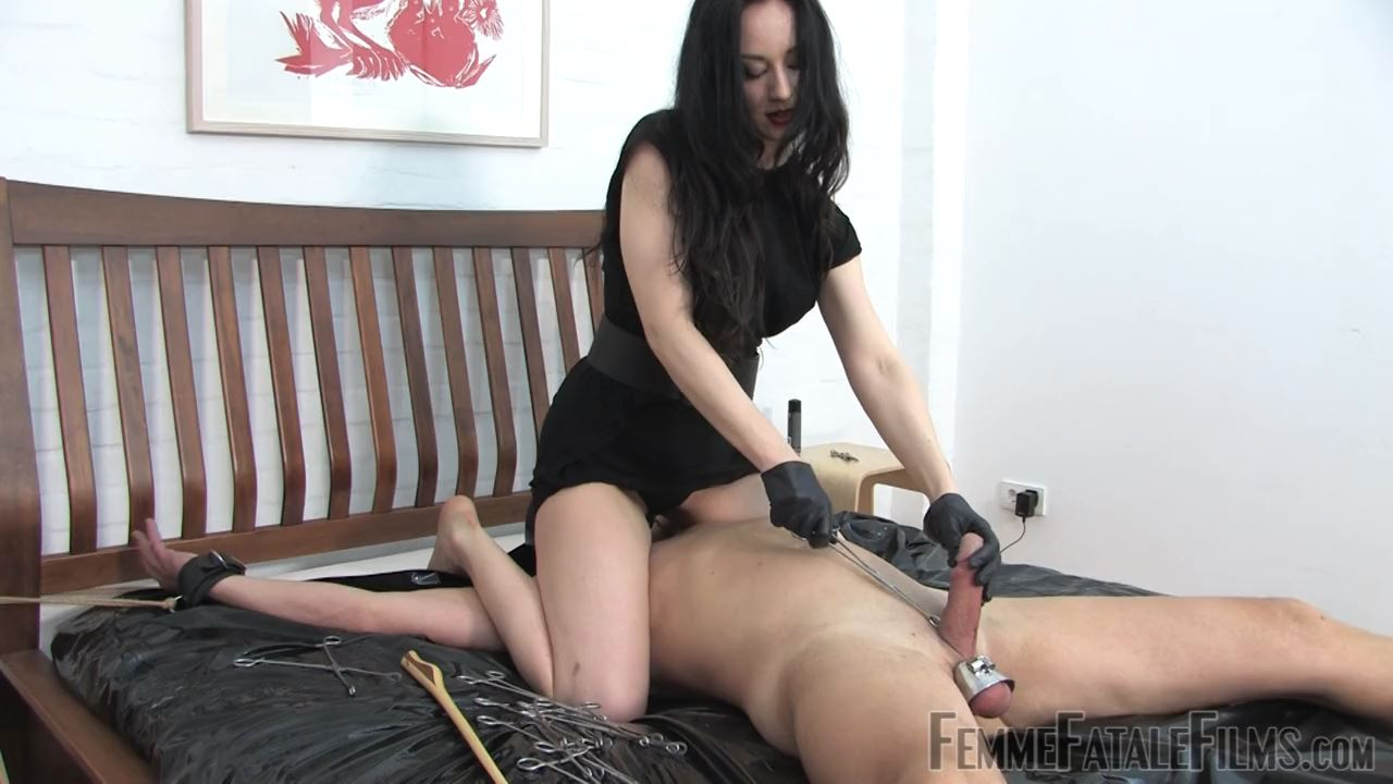 Lady Mephista In Scene: Pain To Cum - FEMME FATALE FILMS - HD/720p/MP4