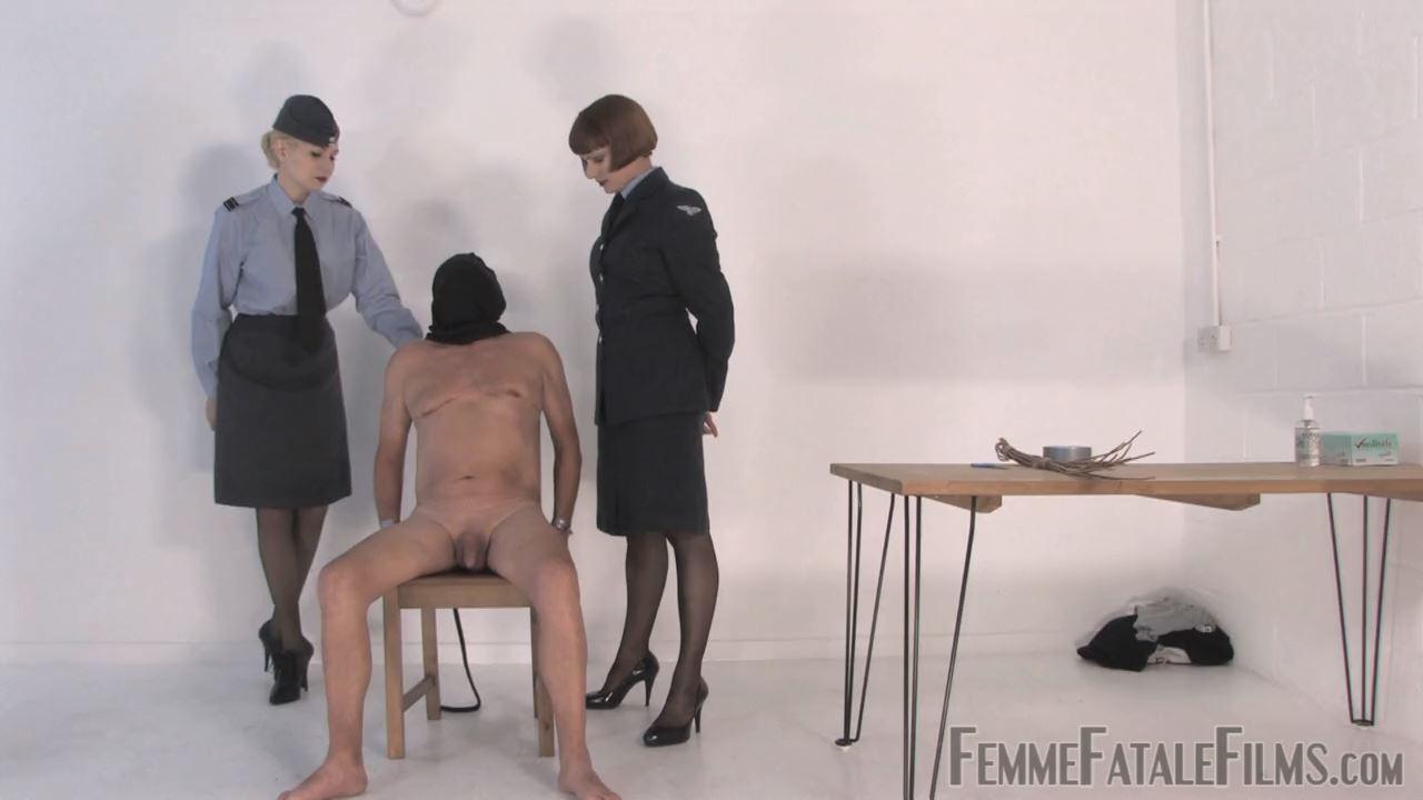 Miss Woods, Mistress Eleise de Lacy In Scene: Mission Impossible - FEMME FATALE FILMS - HD/720p/MP4