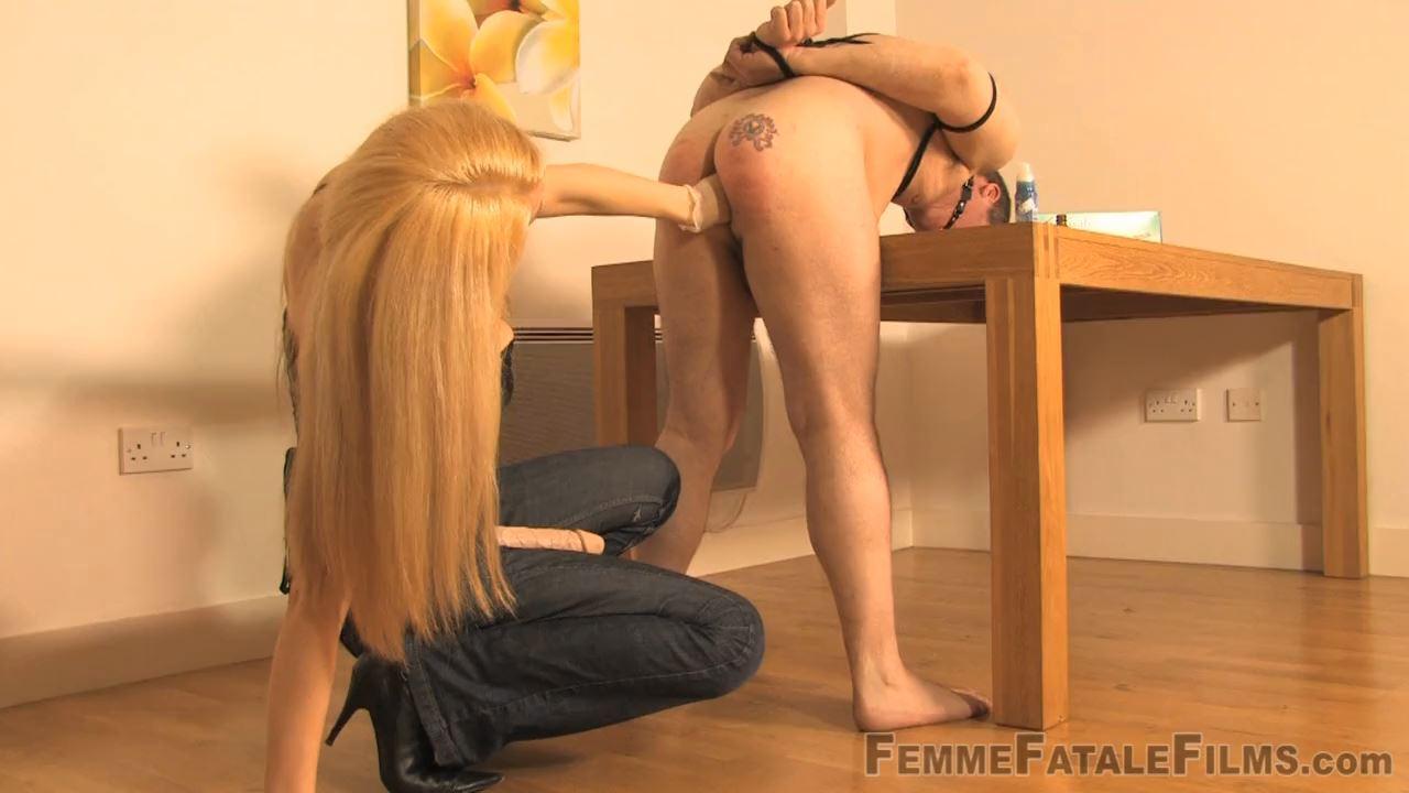 Mistress Eleise de Lacy In Scene: Anal Twist - FEMME FATALE FILMS - HD/720p/MP4