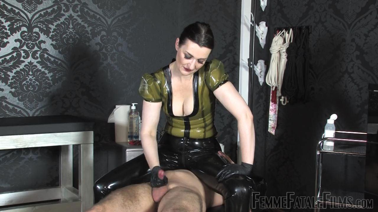 Lady Victoria Valente In Scene: Humiliation Milking - FEMME FATALE FILMS - HD/720p/MP4