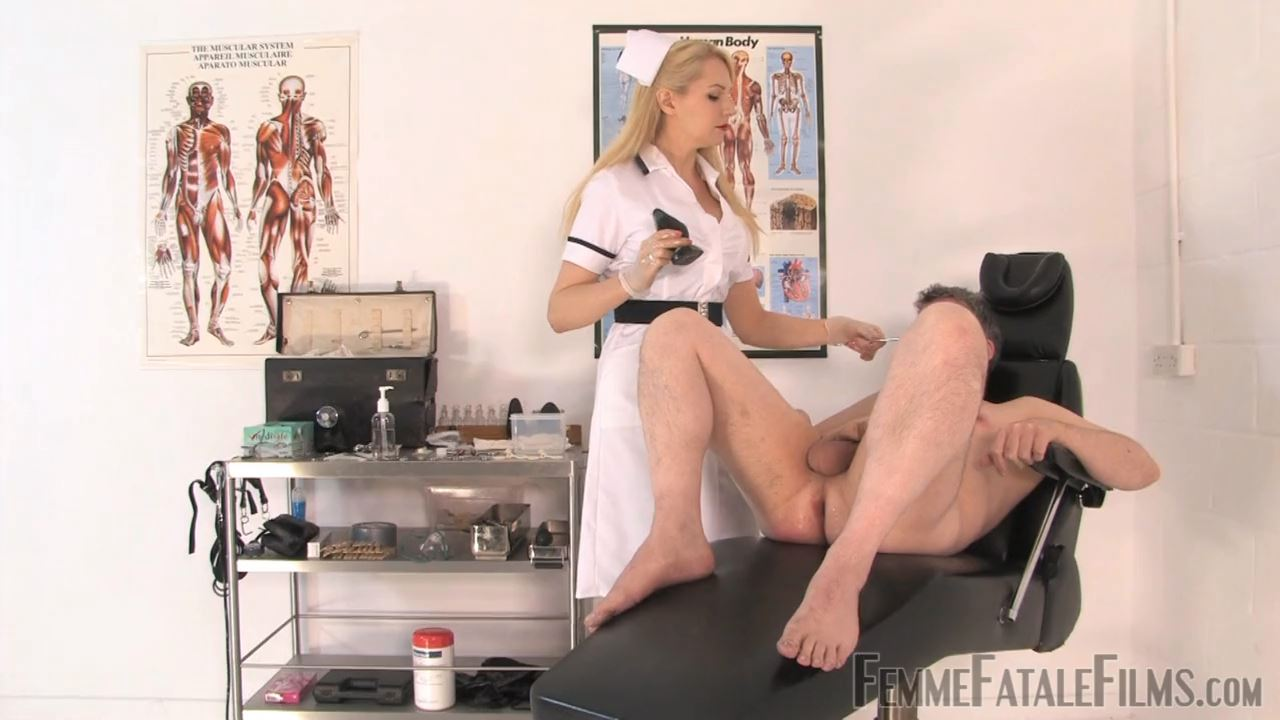 Mistress Eleise de Lacy In Scene: Anal Stretching Clinic - FEMME FATALE FILMS - HD/720p/MP4